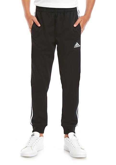 adidas Boys 8-20 Iconic Tricot Joggers