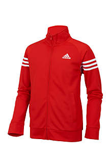adidas Boys 8-20 Long Sleeve Event Jacket