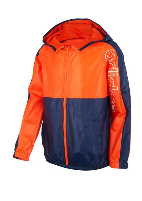 adidas Boys 8-20 Wind Jacket