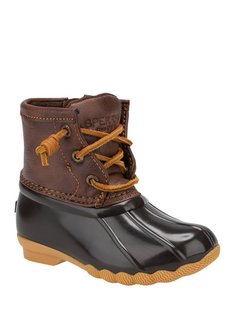 Sperry® Toddler Saltwater Duck Boots