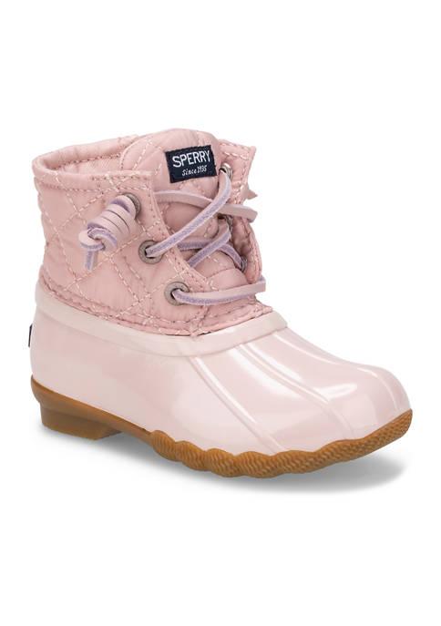 Toddler Girls Saltwater Boots