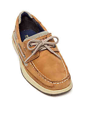 51bc4772e4af Sperry® Lanyard Boat Shoe - Boy Sizes 13-6 ...