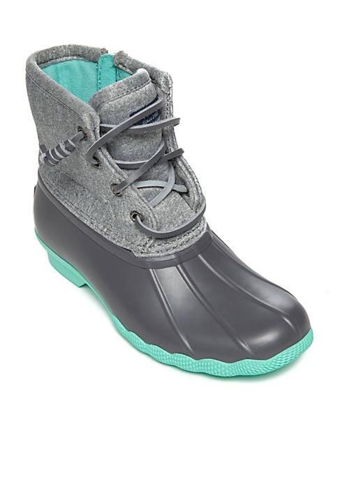 Sperry® Girls Saltwater Boot