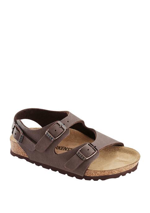 Birkenstock Toddler/Youth Roma Birkibuc Sandals