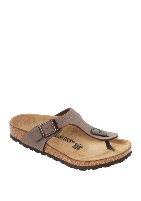 Birkenstock Toddler/Youth Gizeh Birkibuc Sandals