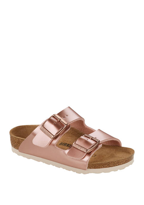 Birkenstock Girls Toddler/Youth Arizona Birko-Flor Sandals