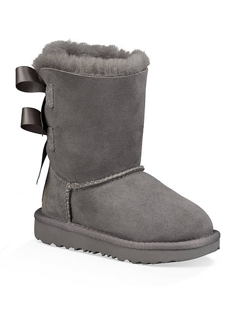 UGG® Girls Bailey Bow II Boot- Toddler