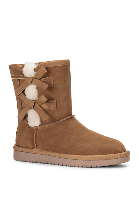 Youth Girls Victoria Short Boots