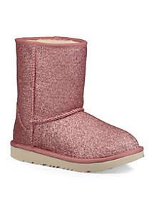 Classic Glittery Bootie