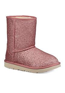 Toddler Girls Classic Glitter Boots