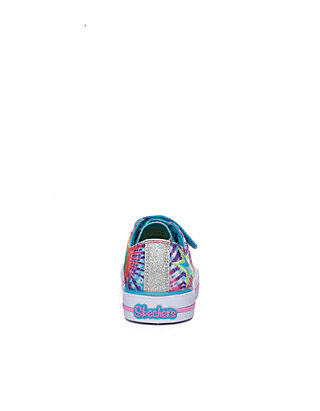 5630a6bb9558 ... Skechers Twinkle Toes Peace N Love Light-up Sneakers - Toddler Youth  Girl Sizes ...