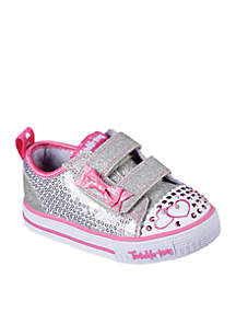 Toddler Girls Twinkle Toe Sequin Sneakers