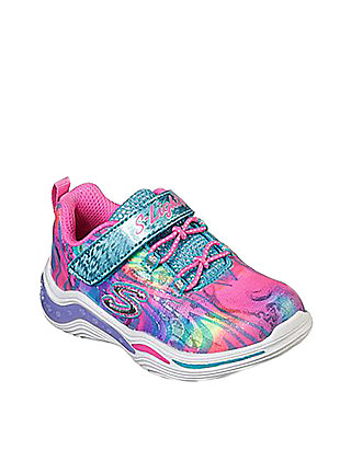 schön Design Laufschuhe am besten bewertet neuesten Toddler Girls Power Petals Flower Spark Sneakers