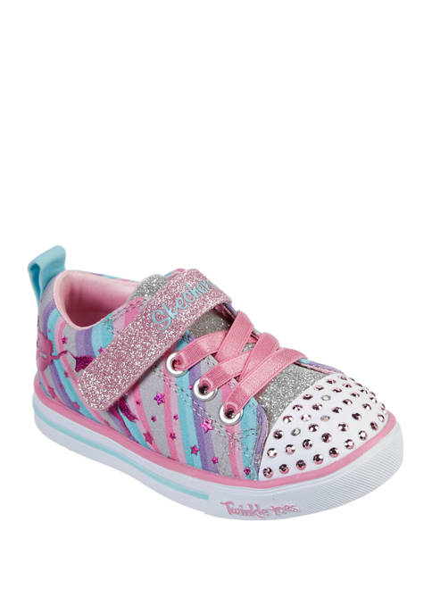 BOBS from Skechers Toddler Girls Sparkle Lite Magical
