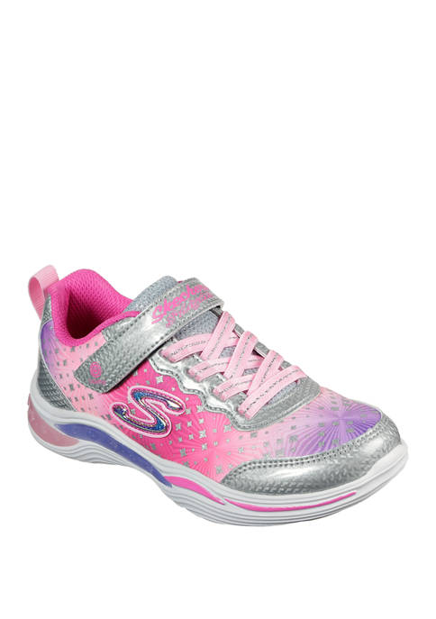 BOBS from Skechers Youth Girls Power Petals Painted