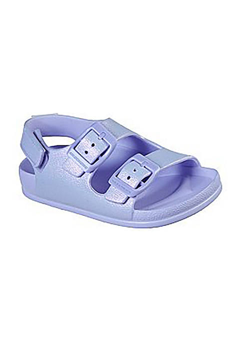 Skechers Toddler Girls Lil Cali Blast Sandals