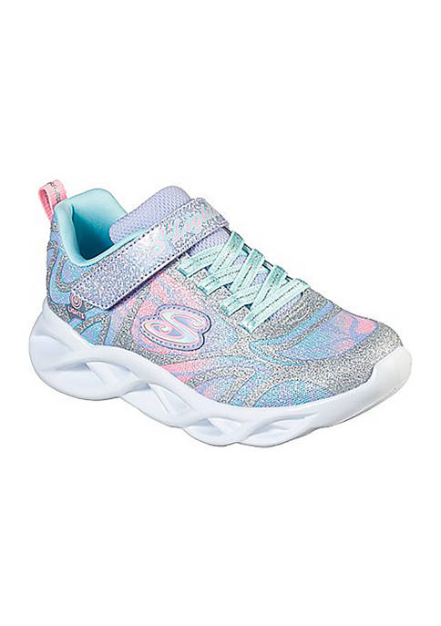 Youth  Girls Twinsty Brights Dazzle Flash Sneakers