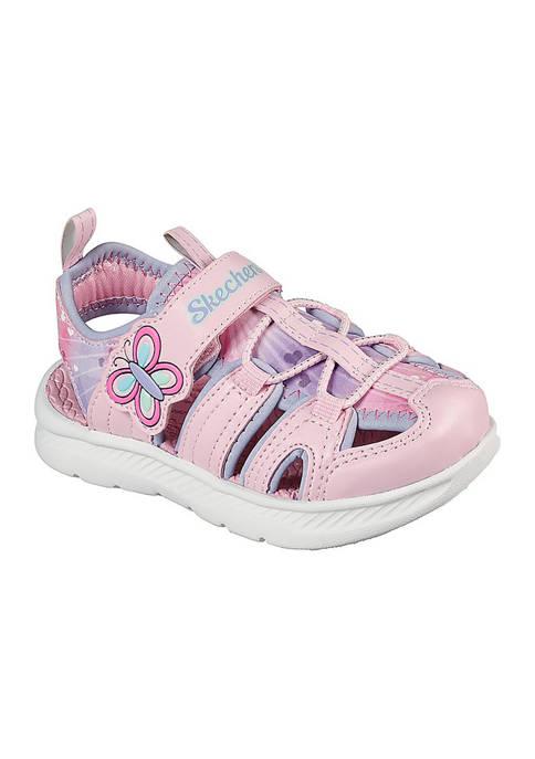 Toddler Girls Dazzling Explorer Sandals