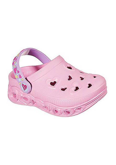 Toddler  Girls Light Hearted Foamies