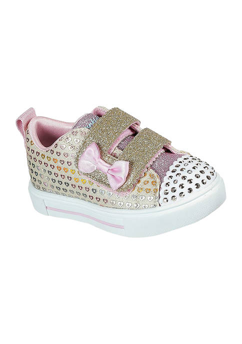 Toddler Girls Twinkle Sparks Heart Dreamer Sneakers