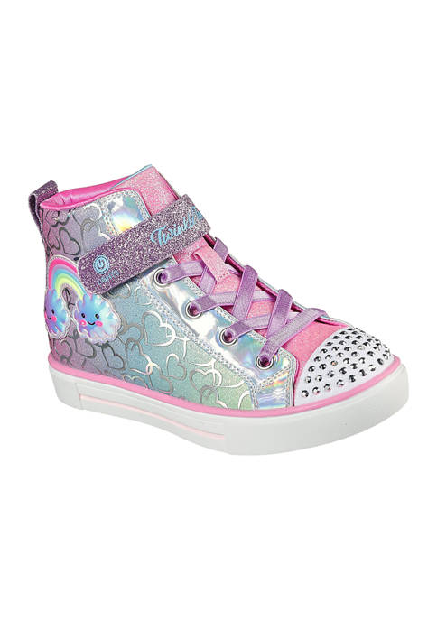 Youth Girls Twinkle Sparks Magic Tastic Sneakers