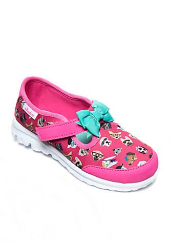 Skechers Go Walk-Bow Wow (Girls' Infant-Toddler) 9IL0eZ