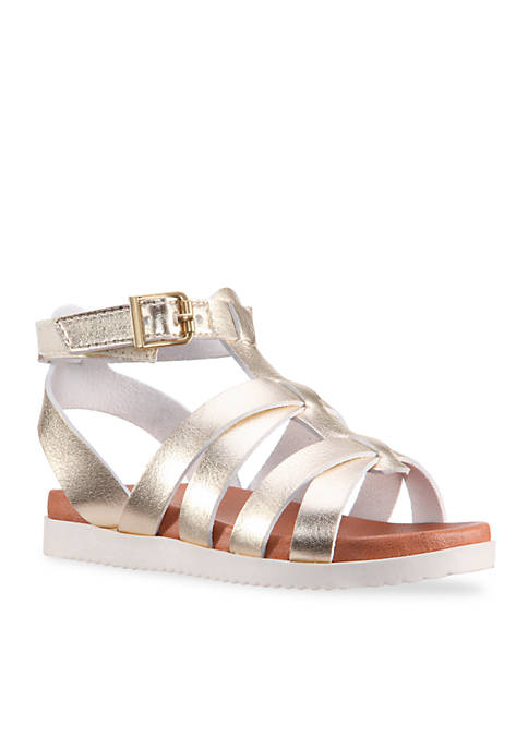 Nina Toddler/Youth Girls Alpha Sandals