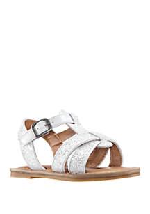 453f883dad5bd2 ... Nina Toddler Girls Bernice Glitter T-Strap Sandals