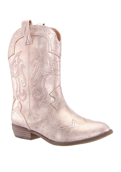 Nina Girls Beti Fashion Western Boot