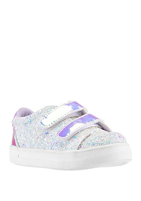 Nina Toddler Girls Gizella Glitter Sneakers