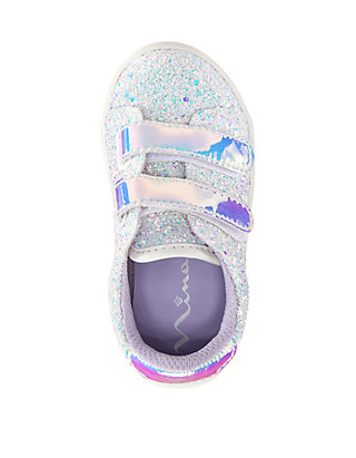 6f9218de28332 Toddler Girls Gizella Glitter Sneakers