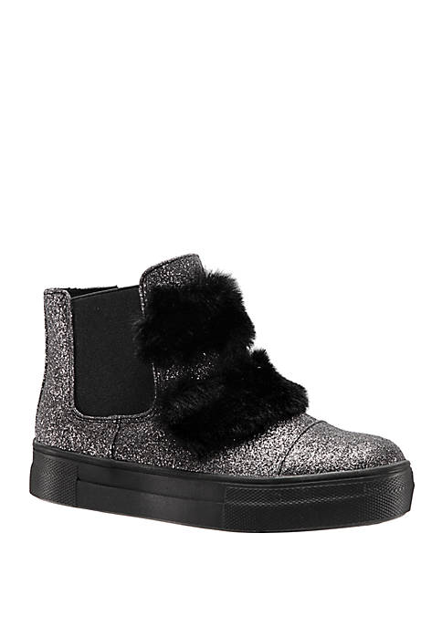 Nina Helen Faux Fur Booties