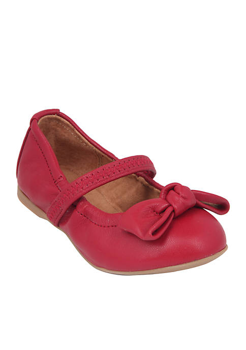 Toddler Girls Karla Bow Ballet Flat