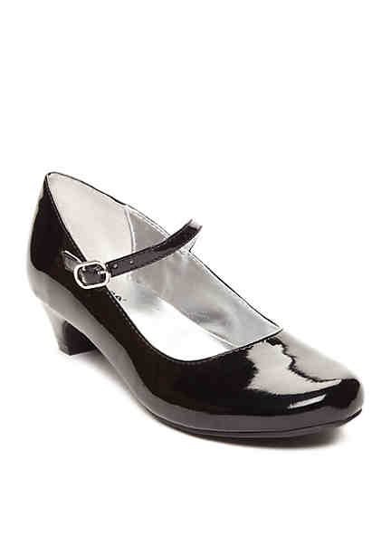choix parfait REDSKINS Mary Jane Low Block Heel Shoe - BALLAYE Acheter Pas Cher Visite Nouvelle 2en3hPCN