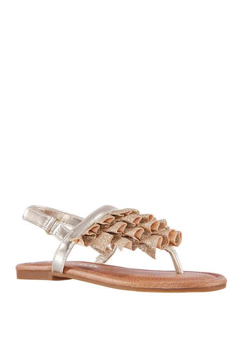 Nina Toddler/Youth Girls Kedra Sandals