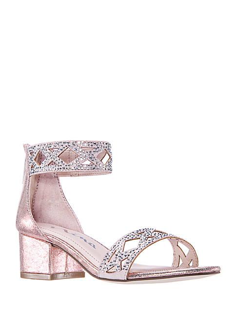 Nina Toddler/Youth Girls Kellsey Dress Sandals