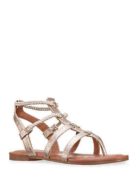 12ffa1493bb018 Nina Margaree Strappy Sandal - Toddler Youth Girls ...