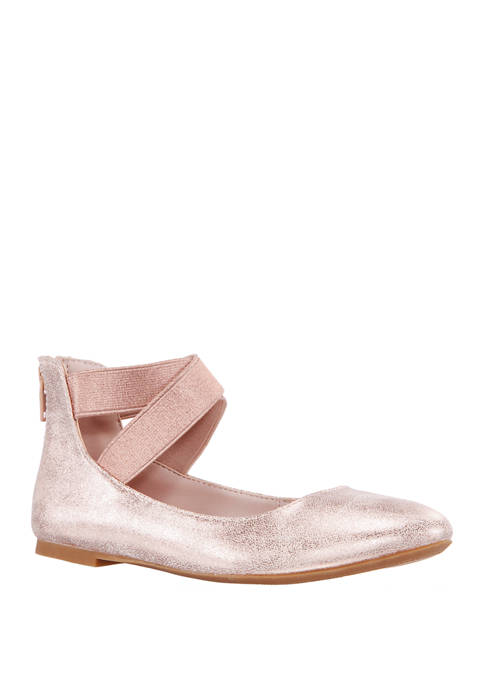 Nina Youth Girls P-Teena Ballet Flats