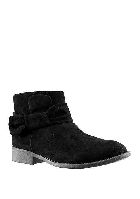 Toddler/Youth Girls Samarah Short Boots