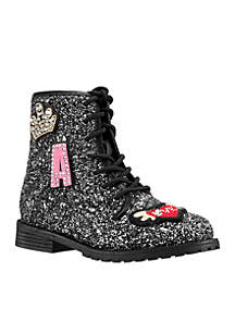 Girls Whitney Glitter Boot - Toddler/Youth