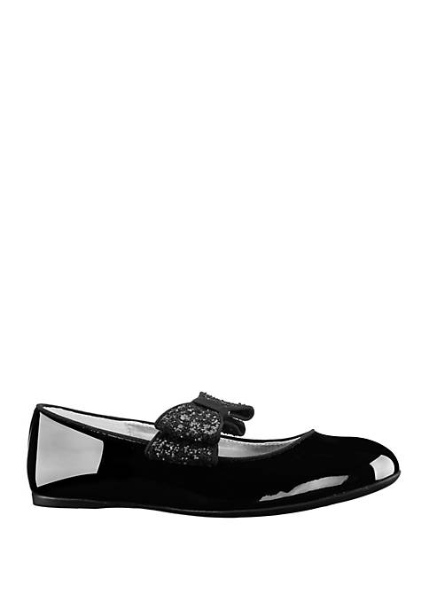 Nina Toddler/Youth Girls Zondra Ballet Flats
