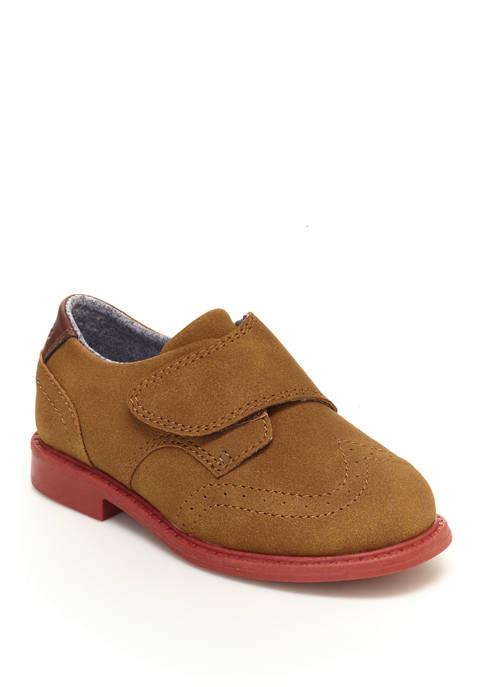 Carter's® Toddler Boys Dano Wingtip Dress Shoes