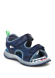 Carter's® Toddler/Youth Boys Dilan Shark Sandals