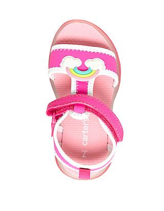 c62b61a59 Carter s® Toddler Youth Girls Feline Sandals