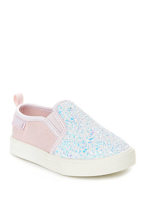 Carter's® Toddler Girls Maeve Slip On Sneakers