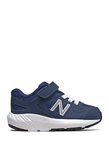 9fa9e3d26d413 ... New Balance Toddler Boys Navy 519 Sneakers