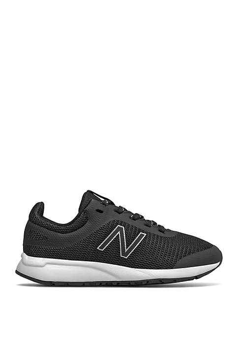 New Balance Youth Boys 455 Black Sneakers