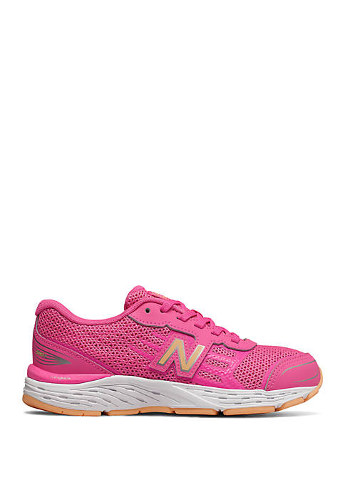 New Balance Youth Girls 680v5 Sneakers