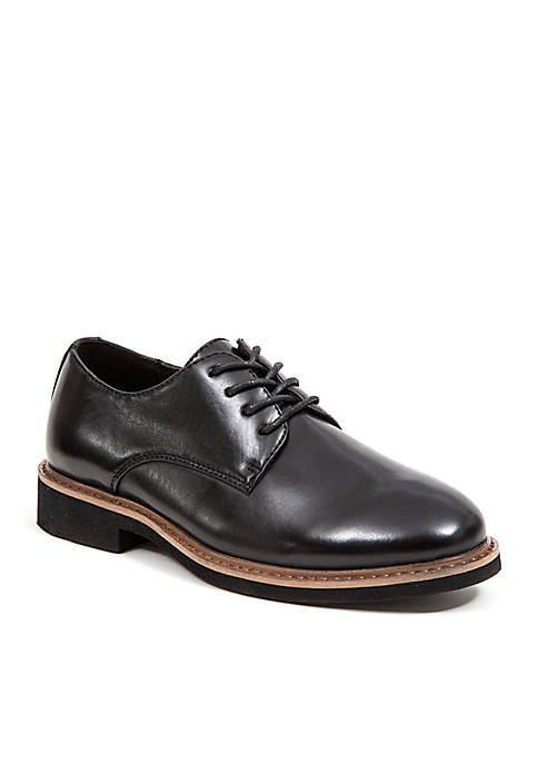 Deer Stags Youth Denny Boys Oxford Shoe