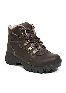 Deer Stags Youth Gorp Boy's Water Resistant Boot